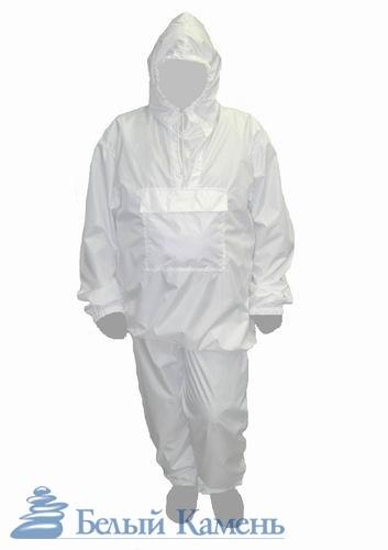 белый камень одежда для рыбалки