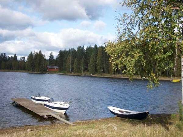 рыбалка в финляндии на автобусе